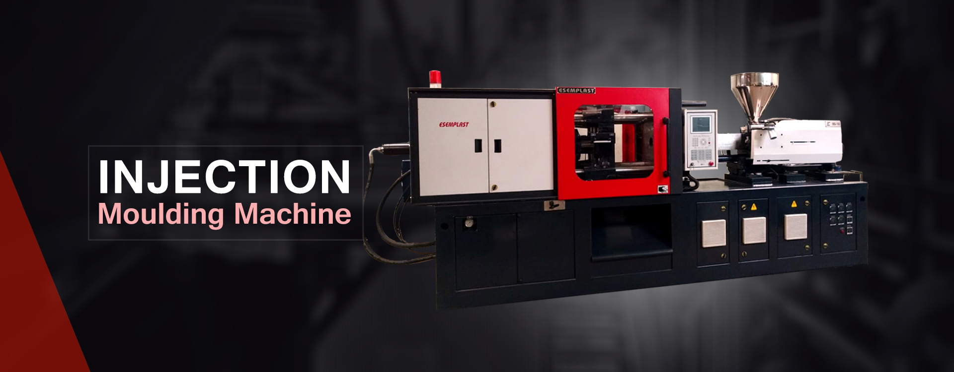 Injection Moulding Machine, Plastic, Precision Injection